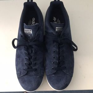 Adidas Blue Suede Stan Smith